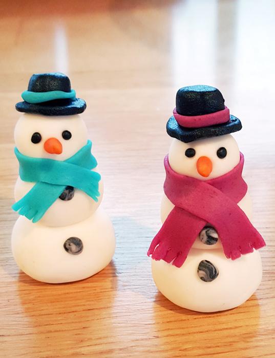 Snowmen - snögubbar