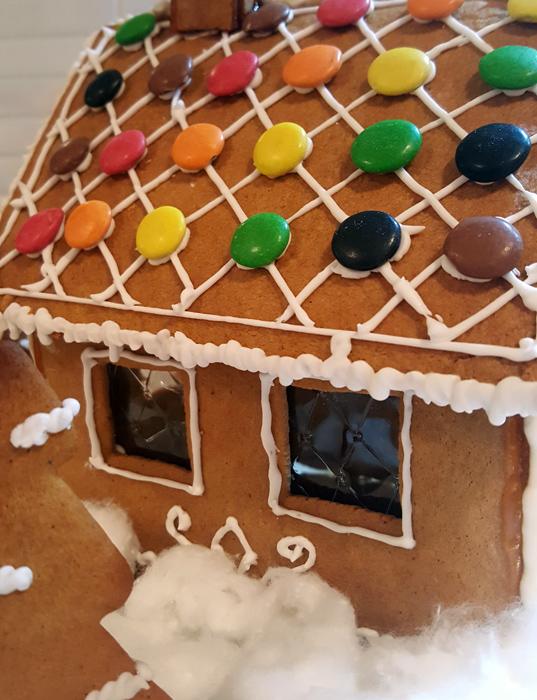 Ginger bread house - pepparkakshus