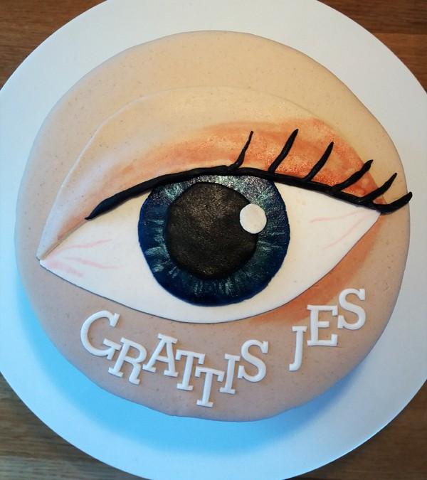 Ögontårtan