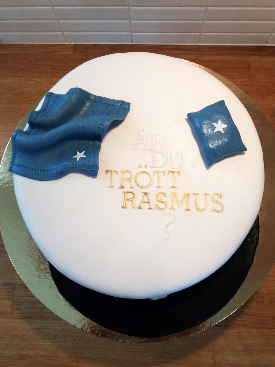 Graduation cake - studenttårta
