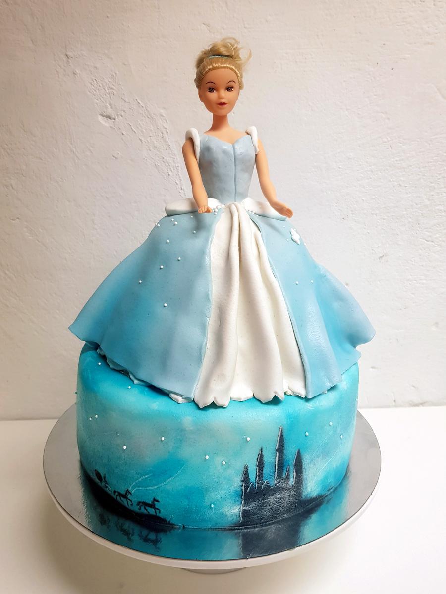 Cinderella cake - Askungentårta