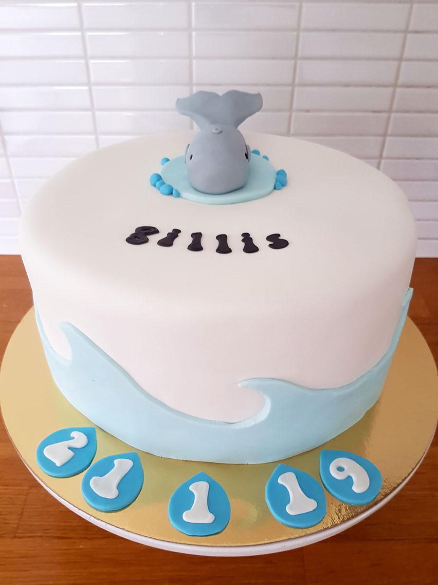 gillis namngivningstårta cakes by camilla