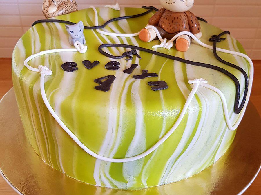 Alfons Åberg-tårtan